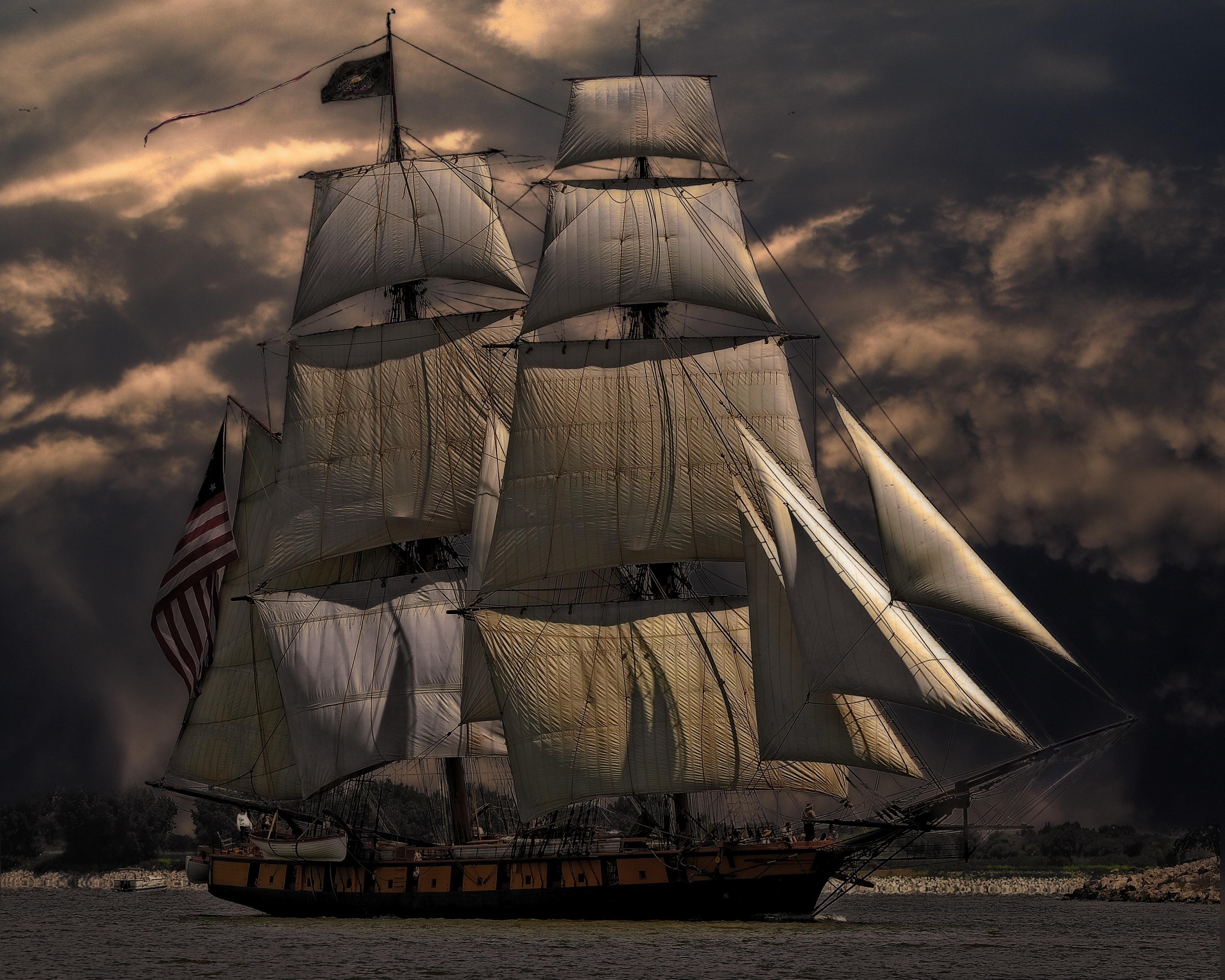 boat-maritime-mast-37859